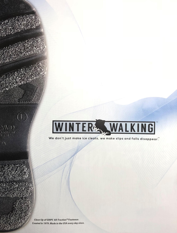 Winter Walking Ice Cleat Catalog