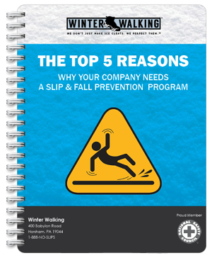 Top 5 reasons why your company needs a slip and fall program