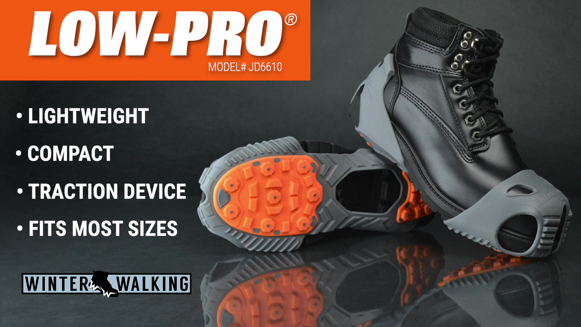 LOW PRO ICE CLEATS - TRAINING VIDEO